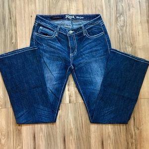 🤩ROCK🤩 Wrangler jeans